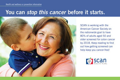 SCAN Club Issue 2 About Colon Cancer Screening