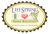 LifeSpring Home Nutrition Logo