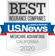Best Insurance Companies Medicare Advantage US News 2020 Badge