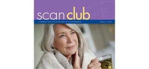 SCAN Club Newsletter Issue 3 Oct 2019